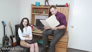 Whitney Wright crazy office sex chapter