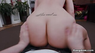 Kristy Black & Yanick Exclude in My Anal Big Booty Maid - BangBros