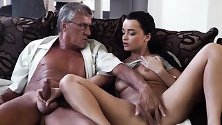 Old couple and girl hidden cam What would you choose -