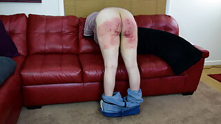 The Pain of Redemption - Spanking