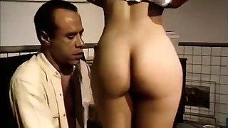 Classic Vintage B W Cock Suck Blowjob